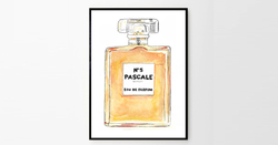 Pascale middle name is Chanel Nr. 5
