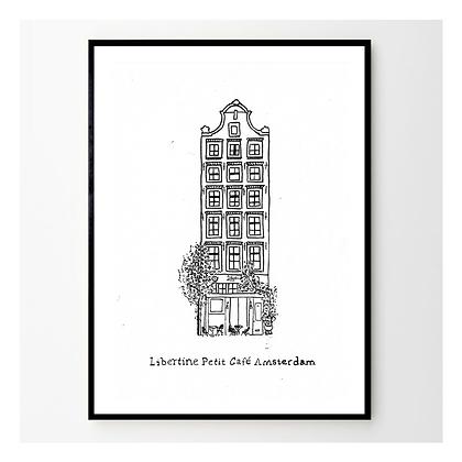 Petit Café Libertine Amsterdam