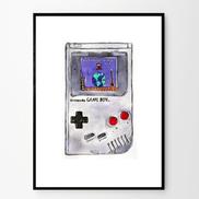 'Game Boy Over'