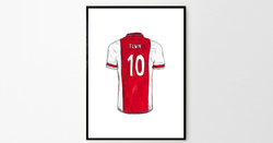Teun is Ajax' biggest supporter, oh and he turned 10!