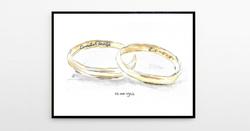 Wedding rings parents