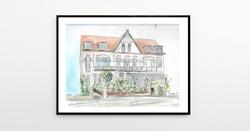 House in Voorburg