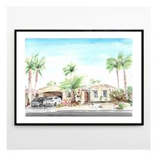 House Palm Springs, USA