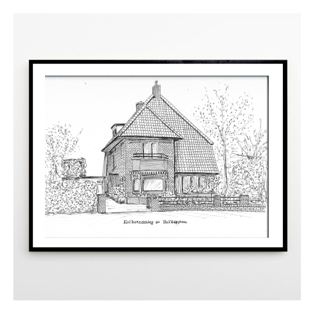 House in Hilversum