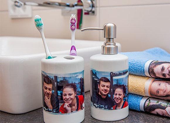 Kit pour salle de bain