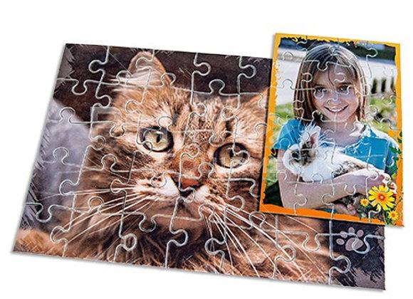 Puzzle en carton
