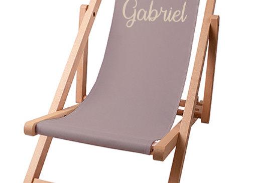 Grande Chaise pliante pour enfant