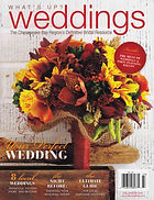 Melissa Huston What's Up wedding cover