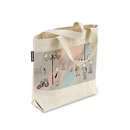 Low Fat Canvas Bag