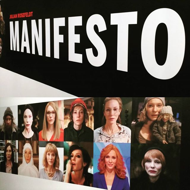 Really #inspired by #manifesto and lucky to be here #collaborating with the #frontup emerge group! _