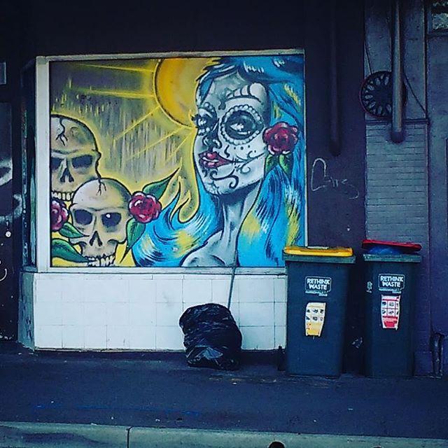 #Sydney #streetart #flâneur