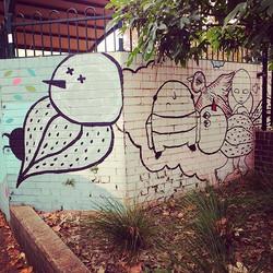#streetlibrary #streetart #Sydney