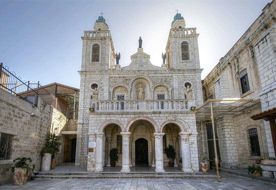 Hochzeitskirche zu Kana