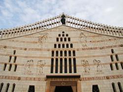 Verkündigungskirche in Nazaret