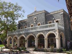 Hauptgebäude Pilgerhaus Tabgha