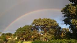 Regenbogen bei Tabgha