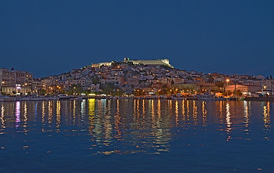 Kavala in Griechenland