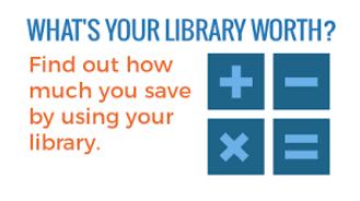 library savings tool
