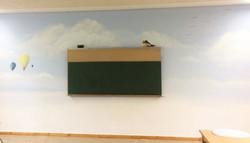 "Nachher: Aufenthaltsraum 2 ""Himmel"""