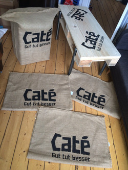 Caté - Brandings