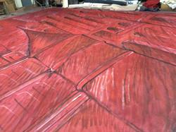 Prospektmalerei Marzipanpiraten