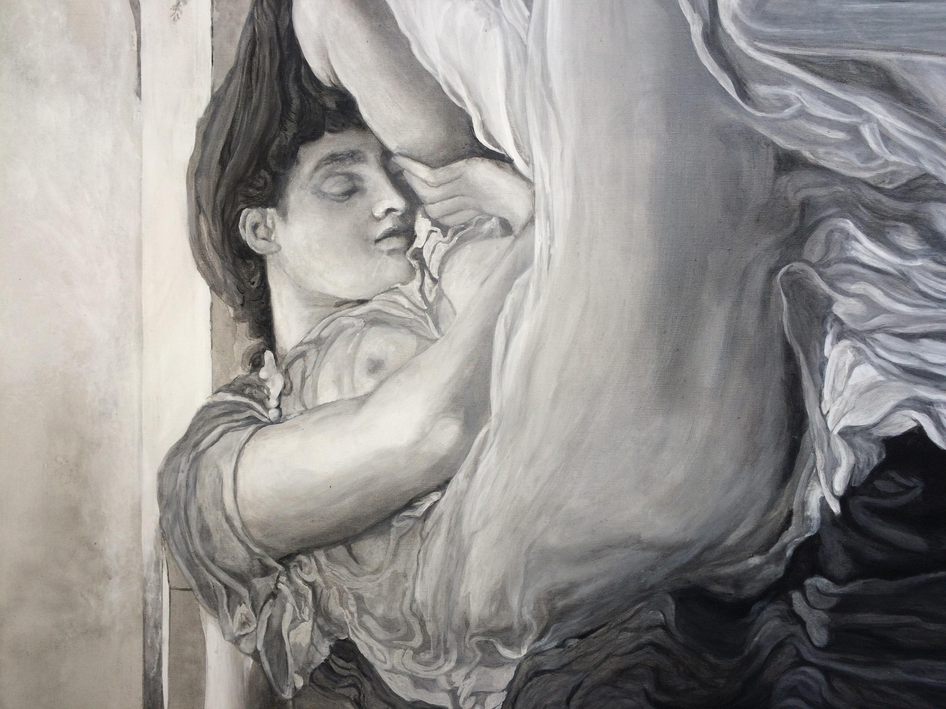 Reproduktion - Orig. von F. Leighton