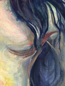 Reproduktion - Orig. von E. Munch