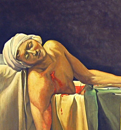 Reproduktion - Orig. von J.-L.David
