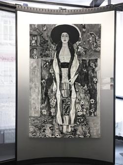 Black&White Ausstellung bei Colibri