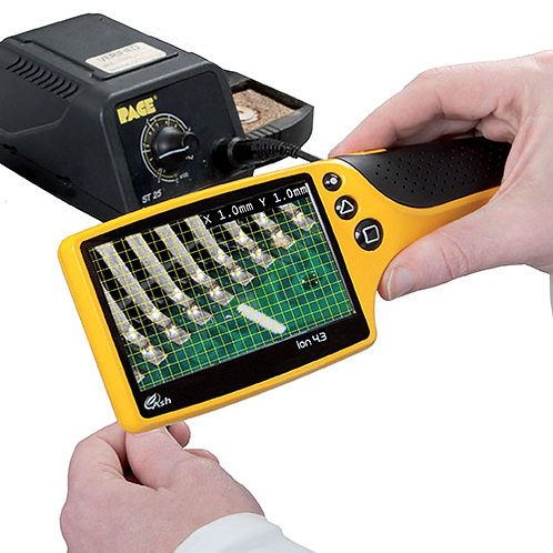 "ion 4.3"" Digital Microscope"