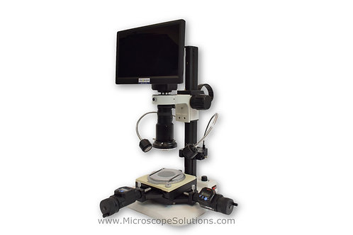 MS-7000 Series Digital Video Measuring System, Macro Zoom Lens