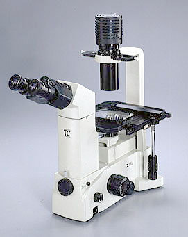 100% MADE IN JAPAN, Meiji TC5300 Brightfield Phase Inverted Microscope