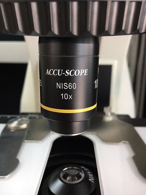 10x NIS Plan Achromat Objectives, Fits Nikon Eclipse Models