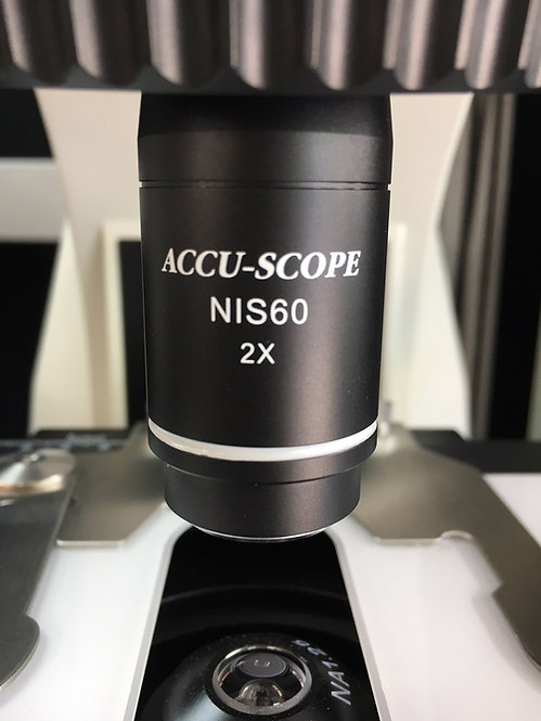 2x NIS Plan Achromat Objective, Fits Nikon Eclipse Models