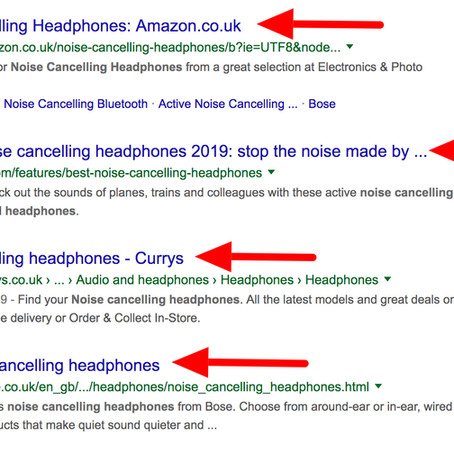 SEO Title Tag Optimisation: Examples and Best Practices