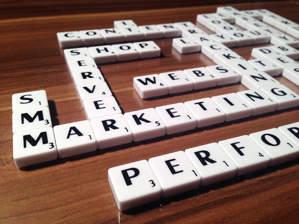 contextual keywords for page copy