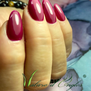 ongles rouges