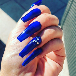 On adore trop le  glass blue #magnetic #