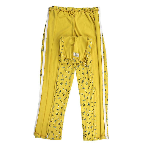 Breathable Comfortable Cotton Pants for Patients
