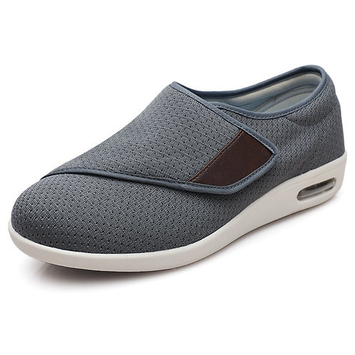 Wide Adjusting Soft Comfortable Diabetic Unisex Shoes