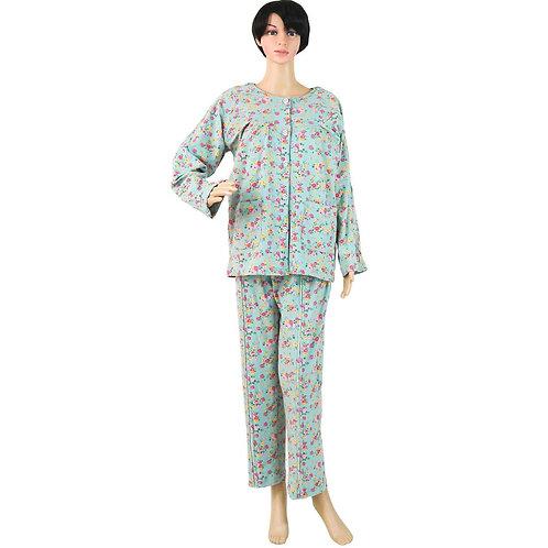 Nursing Top and Pants Sleepwear Elderly Aid Clothes Pants for men