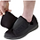 Thumbnail: Extra Wide Antimicrobial Shoes.  Mens