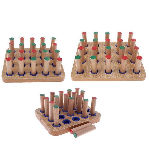 Finger Exerciser Orthotics Training  Board