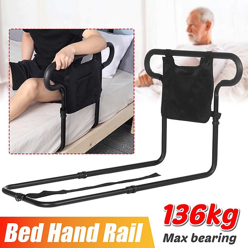 Secure Bed Rail Handle, Safety fall prevention
