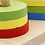 Thumbnail: Fine motor and Geometry practice wooden toy