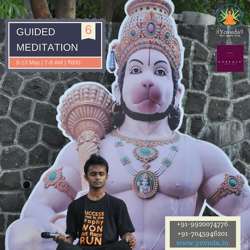 6 Day Guided Meditation