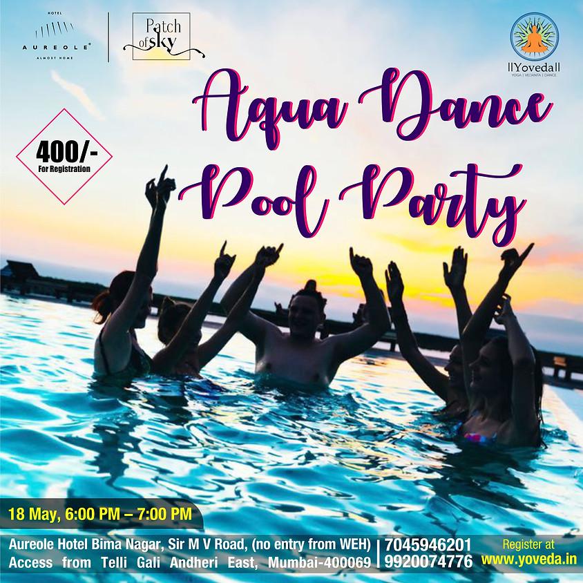 Aqua Dance Pool Party