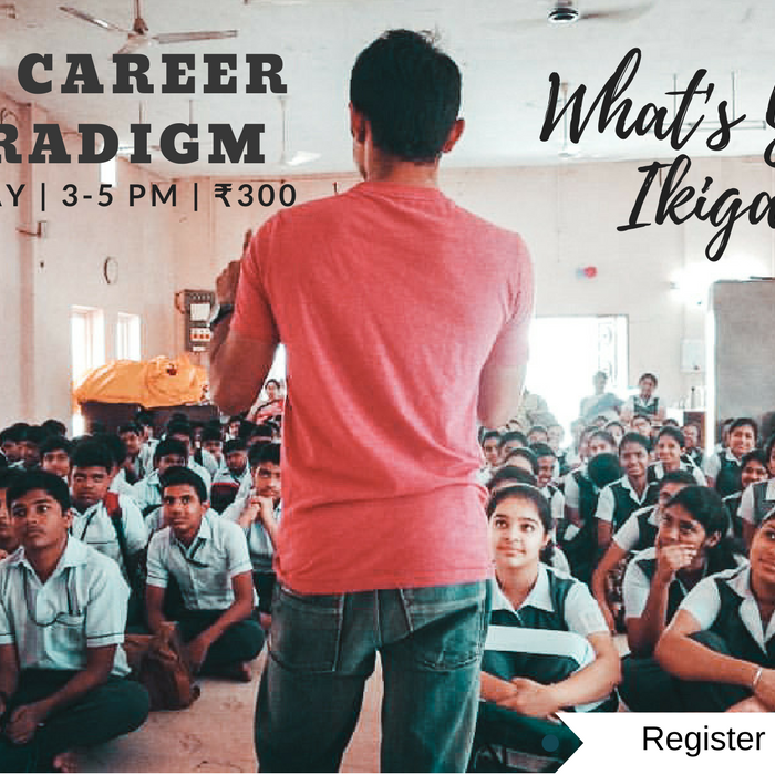 The Career Paradigm - What's Your Ikigai?