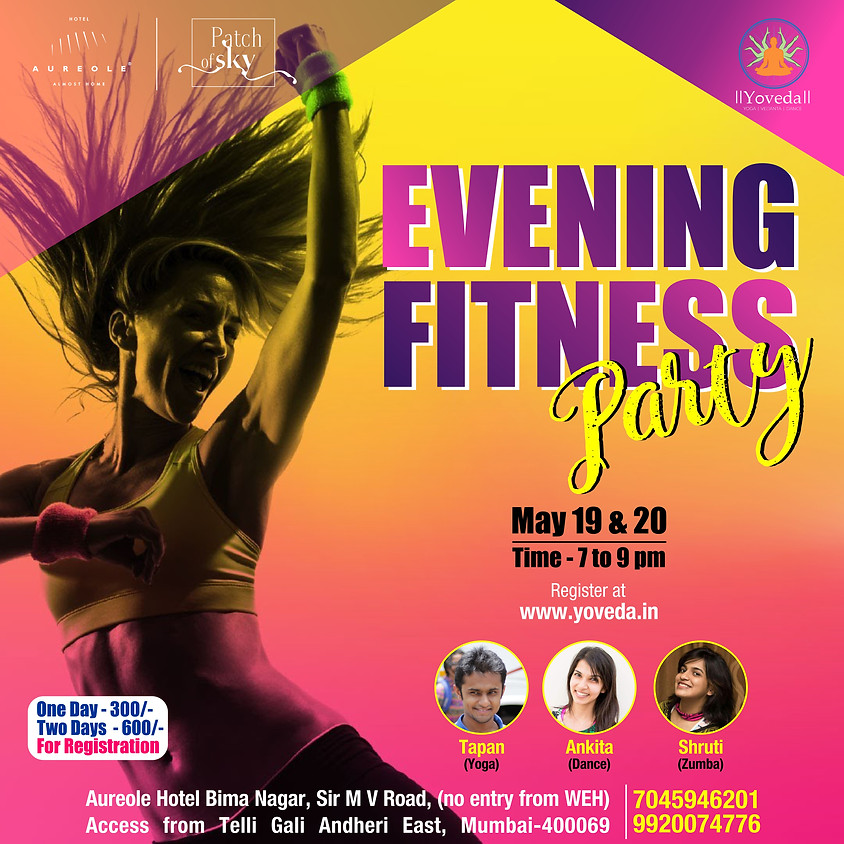 Evening Fitness Party