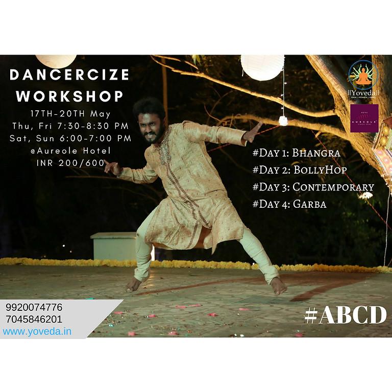 Dancercise Workshop #ABCD